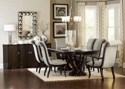 Image for Dining Table w/4 Side Chairs & 2 Arm Chairs