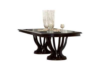 Image for Savion  Espresso Dining Table