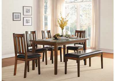 6Pc Pack Dinette Set