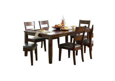 Image for Mantello Brown Dining Table