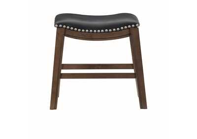 Image for Ordway Black 18 Dining Stool, Black