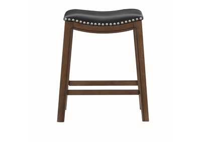 Image for Ordway Black 24 Counter Height Stool, Black