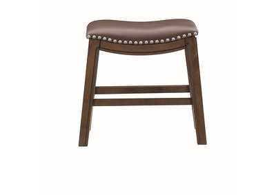 Image for Ordway Brown 18 Dining Stool, Brown