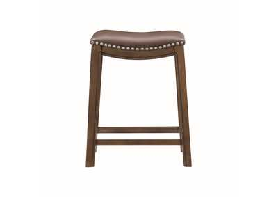 Image for Ordway Brown 24 Counter Height Stool, Brown