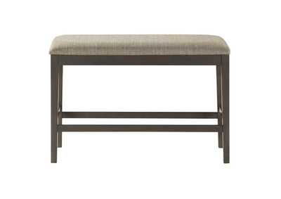 Image for Balin Brown Counter Height Bench