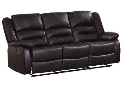 Image for Jarita  Brown Double Reclining Sofa