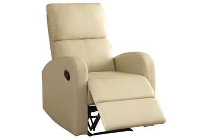 Image for Mendon Taupe Reclining Chair