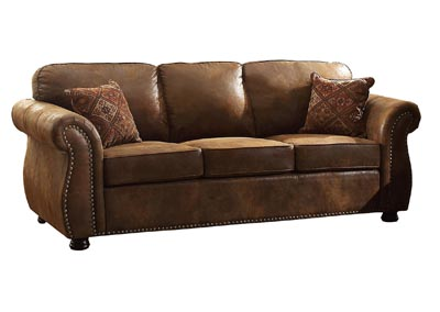 Image for Corvallis  Rich Brown Sofa