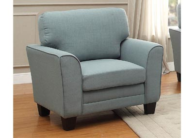 Adair Teal Chair