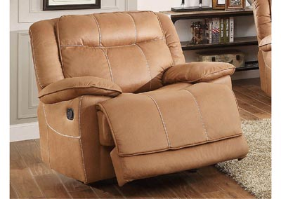 Wasola Brown Glider Reclining Chair