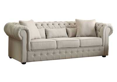 Image for Savonburg  Beige Sofa