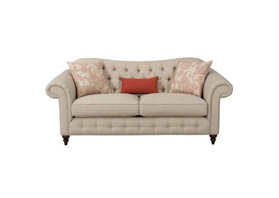 Image for Selles Beige Studio Sofa