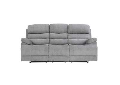 Image for Sherbrook  Smoke Grey Double Reclining Sofa