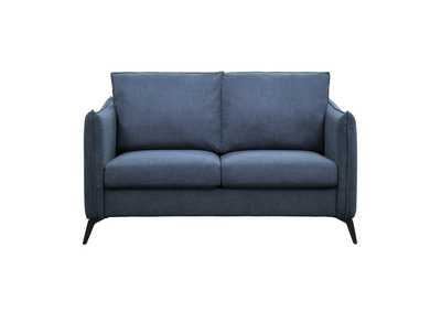 Image for Bianca Blue Love Seat