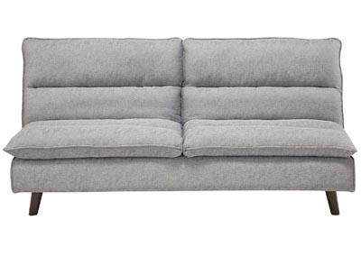Mackay Light Grey Elegant Lounger