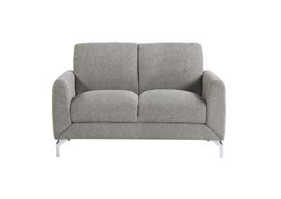 Image for Venture  Brown Love Seat