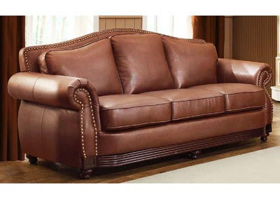 Midwood Brown Sofa