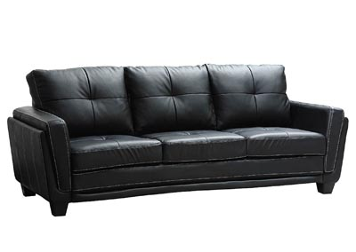 Dwyer Black Sofa