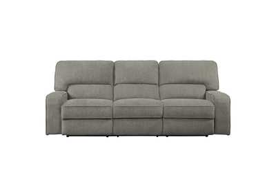 Image for Borneo Mocha Double Reclining Sofa