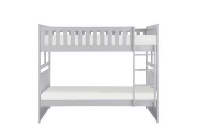 Image for Orion Grey Full/Full Bunk Bed