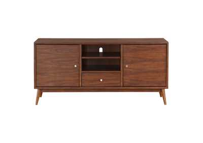 "Image for Frolic Walnut 64"" TV Stand"