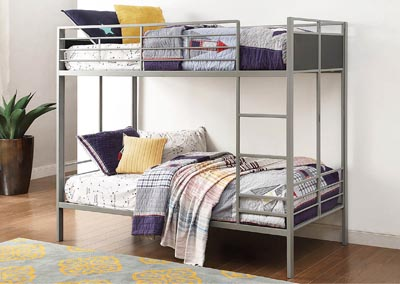 Dex Twin/Twin Folding Bunkbed