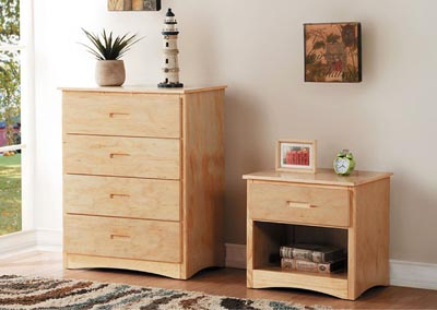 Chest, 4 Drawers