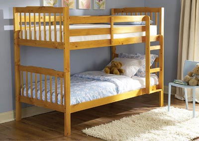 Todd Pine Bunkbed