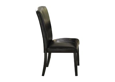 Image for Cristo Espresso Side Chair [Set of 2]