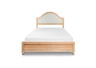 Image for Cambridge Whitewash Queen Bed by Homestyles