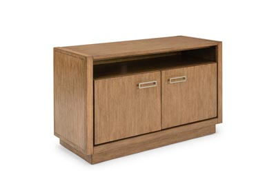 Image for Big Sur Oak Entertainment Stand by Homestyles