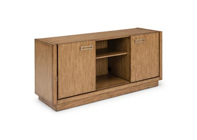 Image for Big Sur Oak Entertainment Center by Homestyles