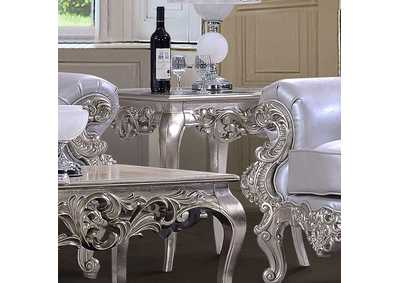 Image for Belle Silver End Table