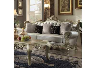 Image for Belle Silver Sofa