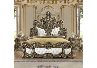 Image for Perfect Brown California King Bed
