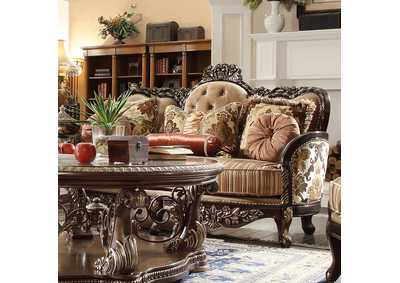 Image for Brown Cherry Loveseat
