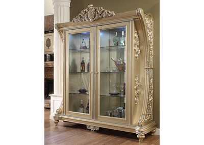 Image for Belle Silver China Cabinet