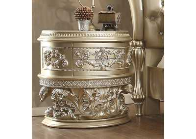 Image for Belle Silver Nightstand