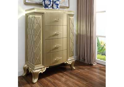 Image for Satin Gold Chest