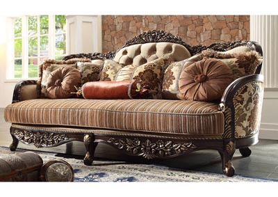 Image for Brown Cherry Sofa