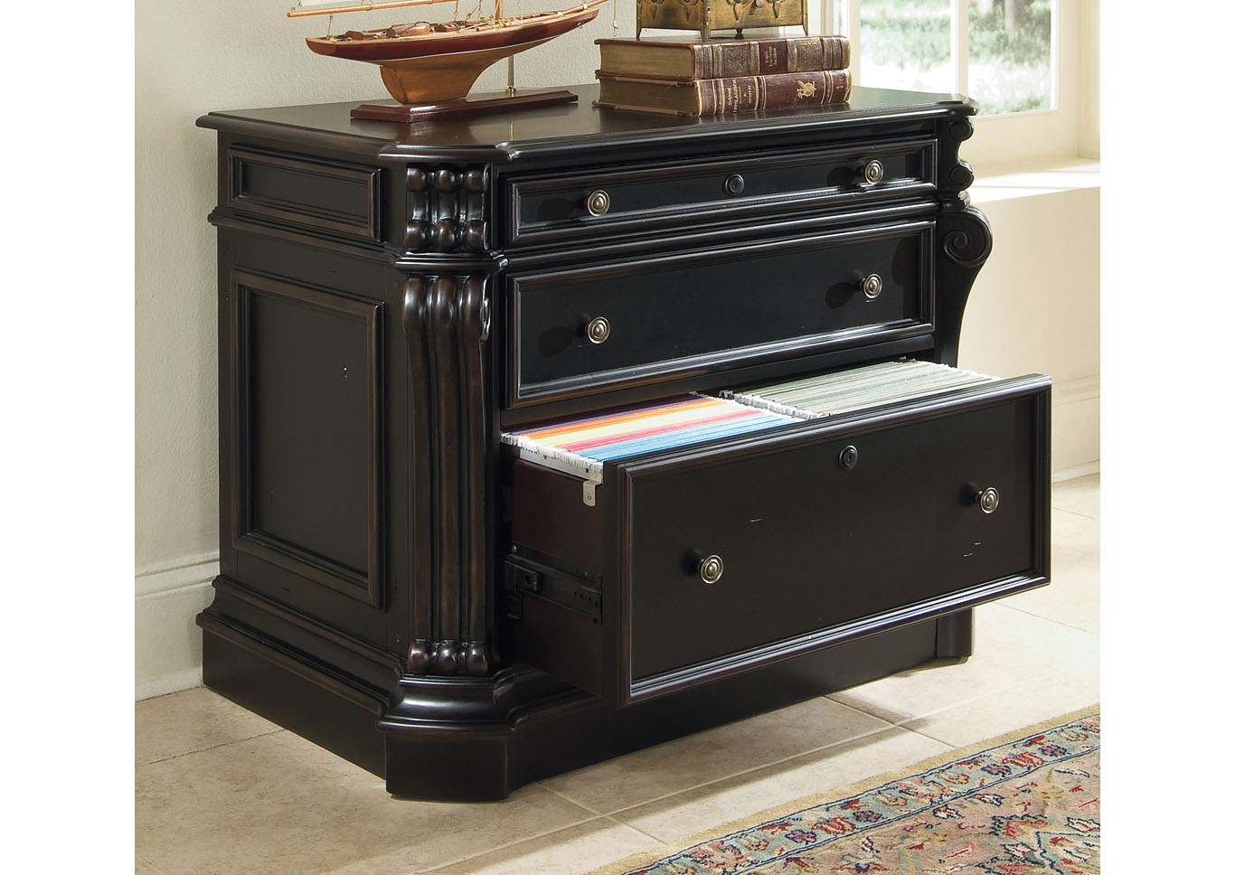 Telluride Lateral File,Hooker Furniture