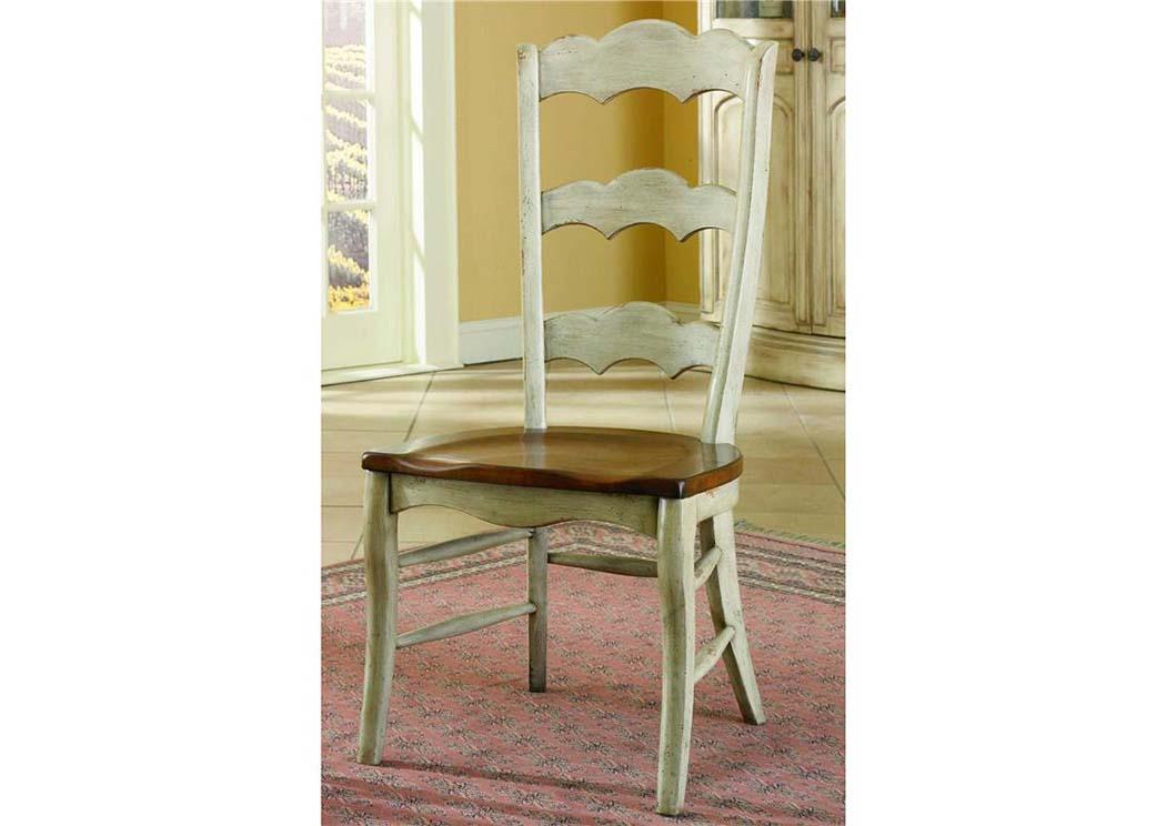 ivan smith summerglen ladderback side chair set of 2