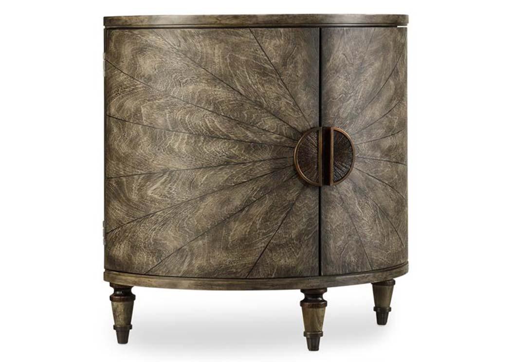 Melange Tatum Demilune,Hooker Furniture