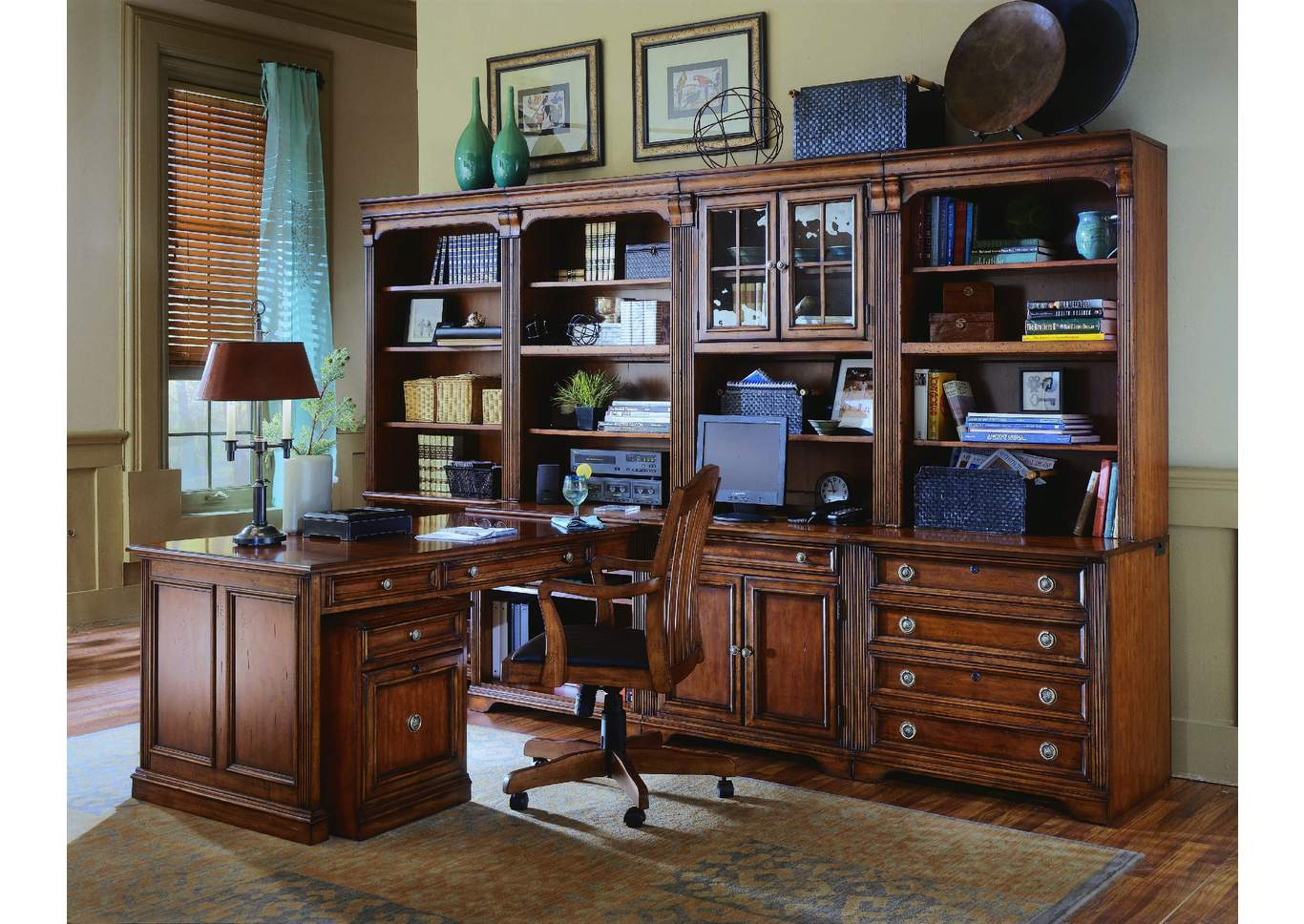 Brookhaven Lateral File,Hooker Furniture