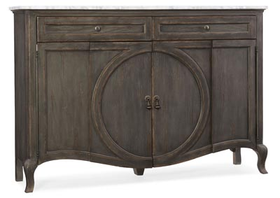 Image for Arabella Armadillo Four-Door Two-Drawer Credenza