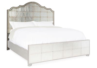 Image for Arabella Cultured Pearl 5/0 Mirrored Panel Headboard