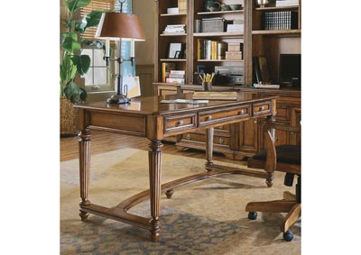 Metallic Bronze Brookhaven Leg Desk