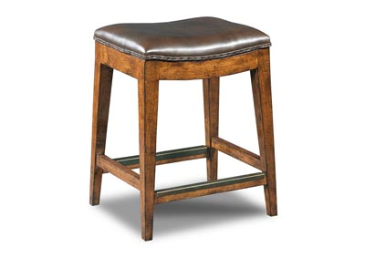 Sangria Backless Counter Stool