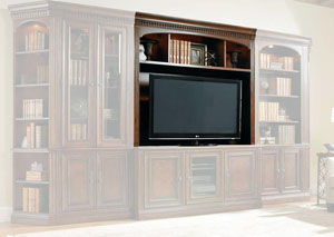 European Renaissance ll Entertainment Console Hutch