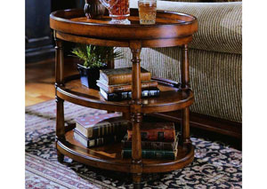 Hooker Oval Accent Table